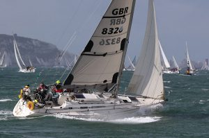 Corporate sailing days on the south coast